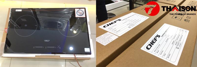Bếp từ Chefs DIH888V sử dụng bền bỉ - 268543