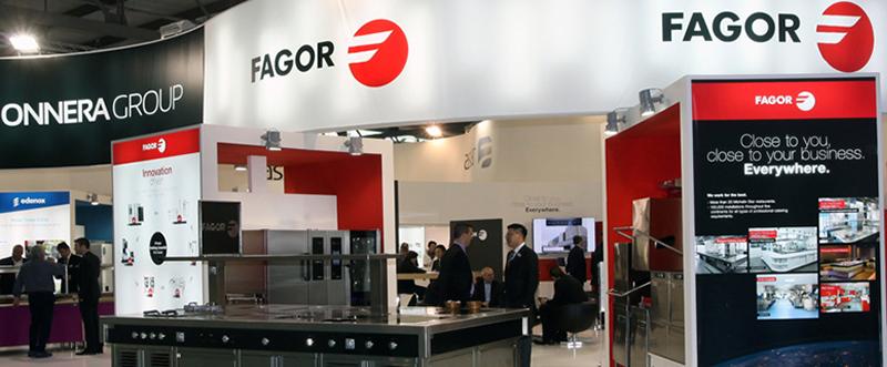 Bếp từ Fagor nổi tiếng toàn cầu