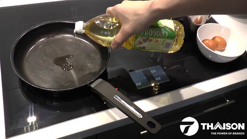 Bếp từ Bosch đa điểm nào tốt