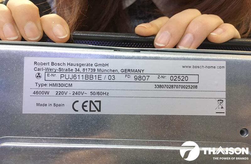 Bếp từ Bosch PUJ611BB1E có tốt không