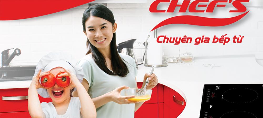 Chefs – Chuyên gia bếp từ.