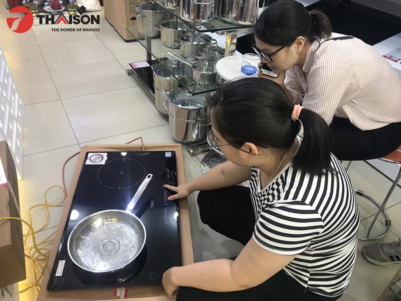 Bếp từ Chef's được lòng người tiêu dùng Việt