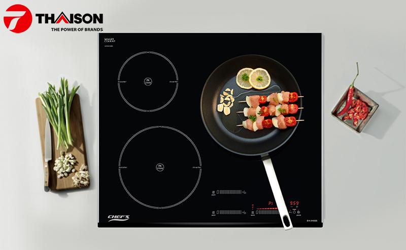 Bếp từ Chefs nhập khẩu
