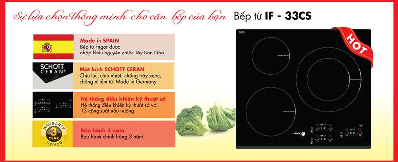 So sánh bếp từ và bếp điện từ