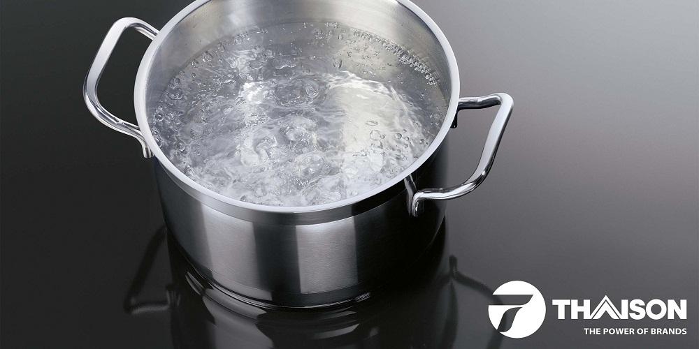 Chế độ Booster của bếp từ, giúp đun nấu nhanh hơn.