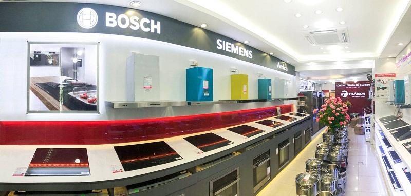 Bếp Thái Sơn - địa chỉ mua bếp từ Bosch chính hãng