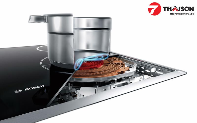 Bếp từ Bosch PID631BB1E cho hiệu suất nấu nướng cao