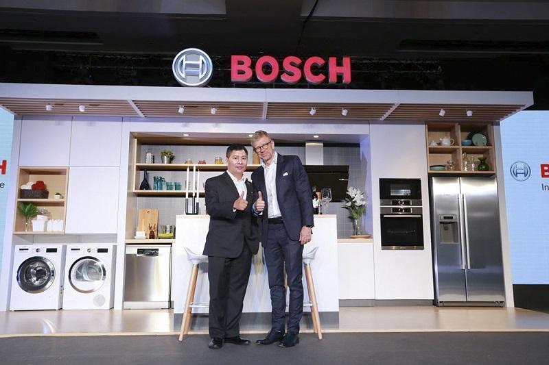 Chất lượng sản phẩm bếp từ Bosch đã được khẳng định.