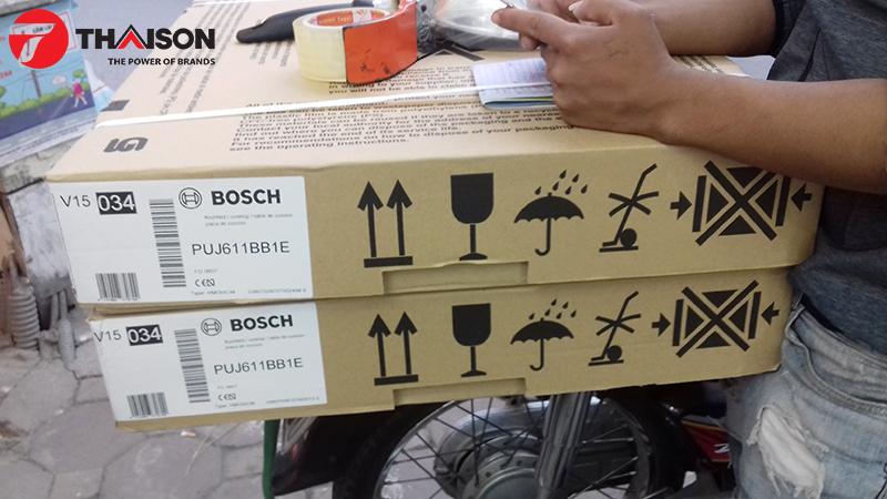 Bếp từ Bosch được người tiêu dùng lựa chọn nhiều dịp năm mới