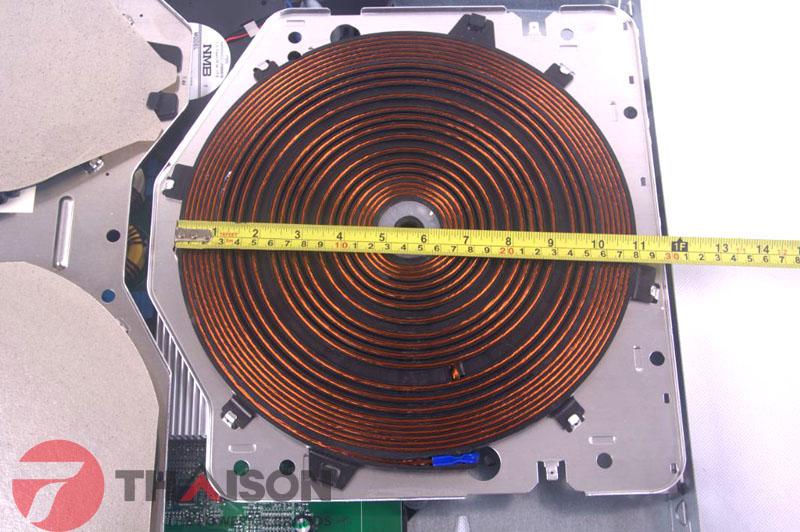 Siêu vòng từ 28cm của bếp từ Fagor IF-33CS