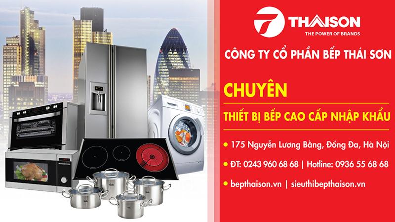 Địa chỉ mua thiết bị bếp uy tín hàng đầu Việt Nam