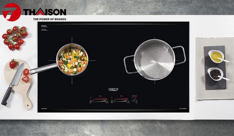 Hướng dẫn sử dụng bếp từ Chefs EH-DIH888V