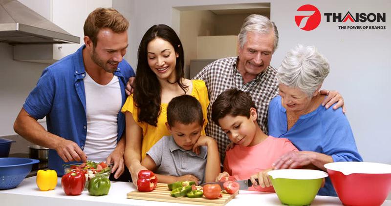 Lựa chọn model bếp từ phù hợp với mọi lứa tuổi để các thành viên đều có thể sử dụng được