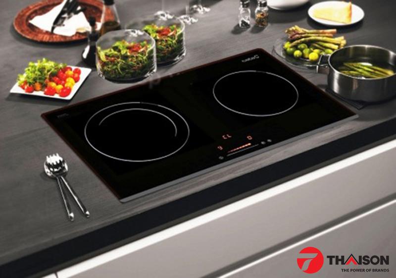 Bếp từ Cata IB - 772 được đánh giá có thiết kế đơn giản, sang trọng mà bền bỉ