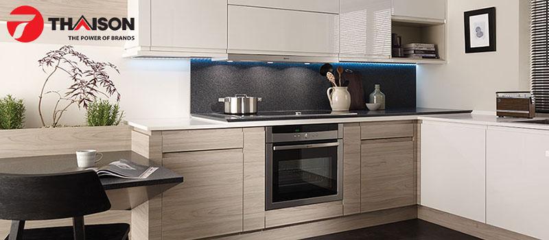 Bếp từ đôi phù hợp cho không gian bếp nhỏ
