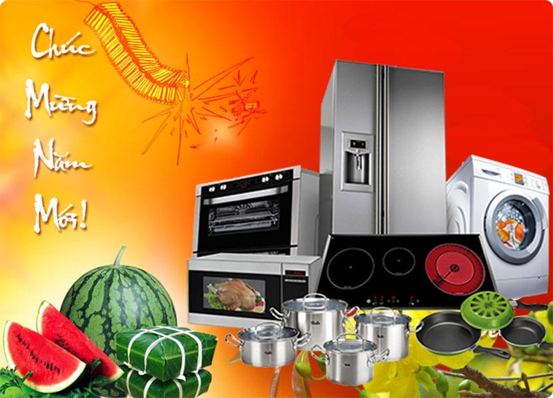 Năm mới mua bếp từ tại Bếp Thái Sơn đón tài lộc