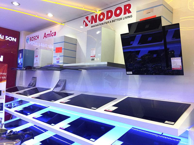 Thiết bị bếp Nodor tại Bếp Thái Sơn