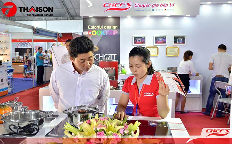 Tại sao nên mua bếp từ Chefs