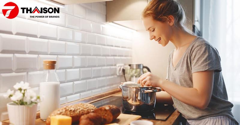 Bếp từ có an toàn không