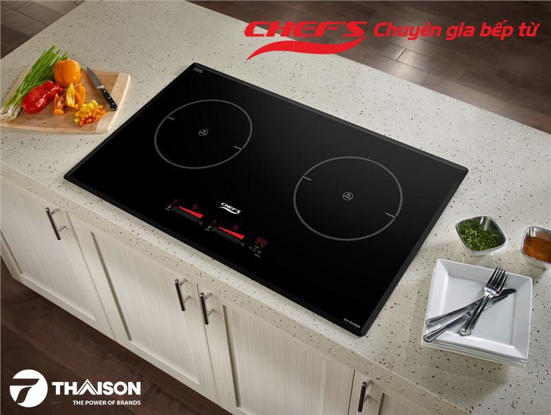 Bếp từ Chefs EH - DIH888 ứng dụng công nghệ Inverter siêu tiết kiệm điện