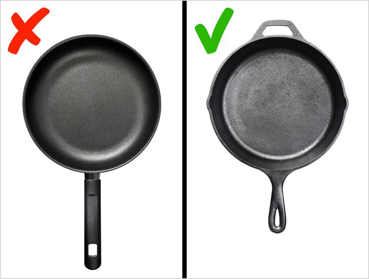 4 loại dụng cụ nấu độc hại