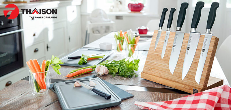 5 loại dao làm bếp thiết yếu