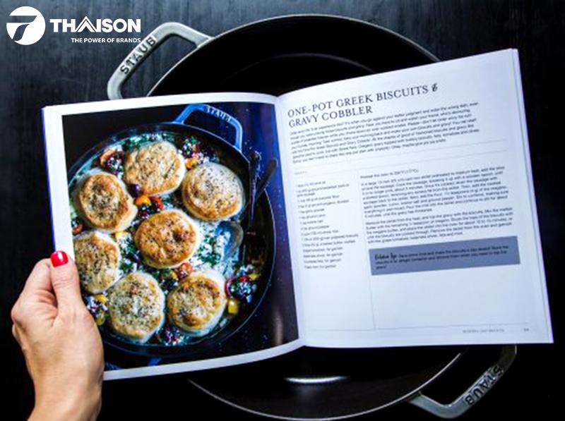 """Staub nổi tiếng cùng với món ăn """"một nồi - one pot"""" của ẩm thực Pháp"""