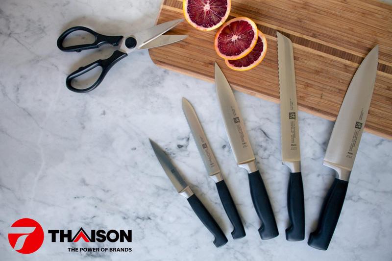 Bộ dao nhà bếp cao cấp