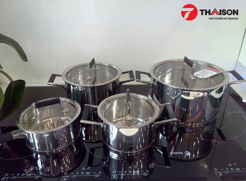 Bộ nồi từ Elo Skandinavia 4 chất lượng tại Bếp Thái Sơn