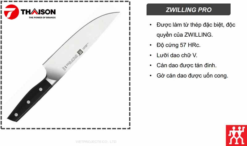 Dao Zwilling Pro
