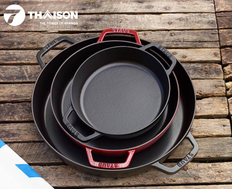 Chảo cast iron