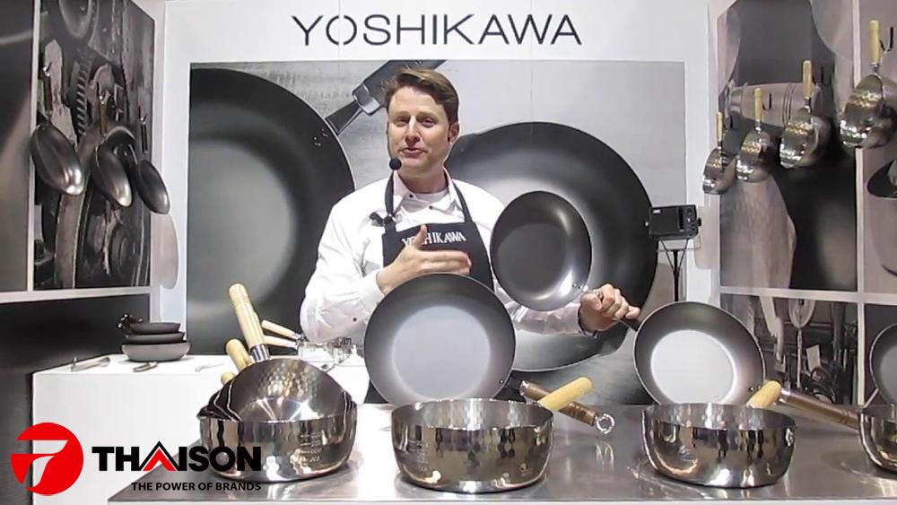 Chảo nấu bếp từ của Nhật