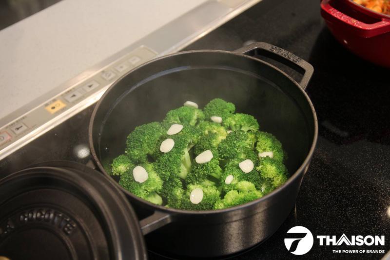 Nồi gang nấu bếp từ