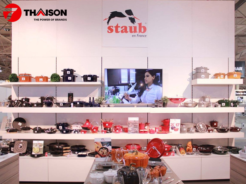 Đại lý Staub chính hãng tại Hà Nội