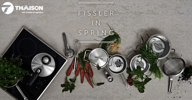 Dụng cụ nhà bếp Fissler