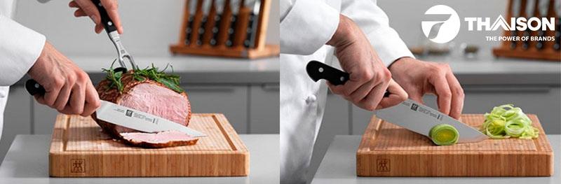Những điều bạn nên biết về dao đầu bếp