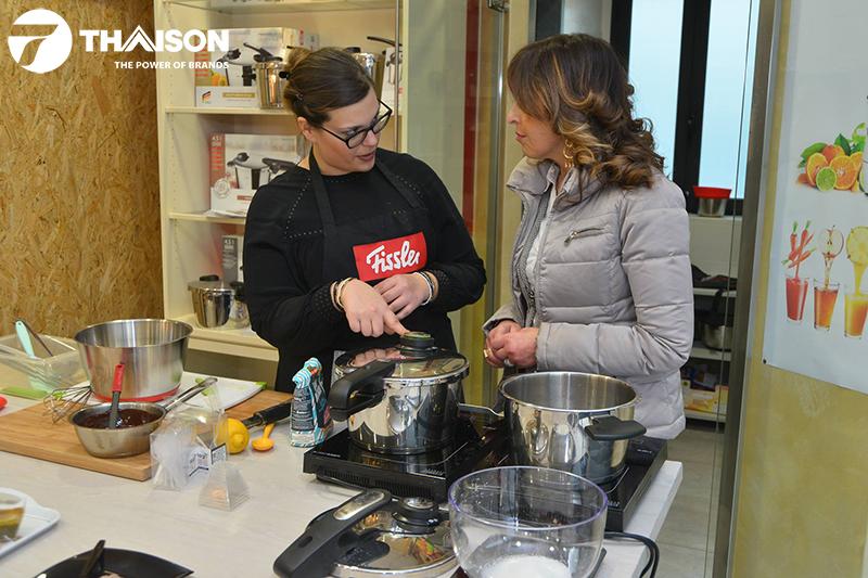 Tư vấn mua nồi áp suất bếp từ tốt