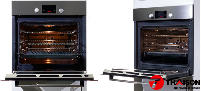 Lò nướng Bosch nhiệt phân Serie 6 giá 18 triệu