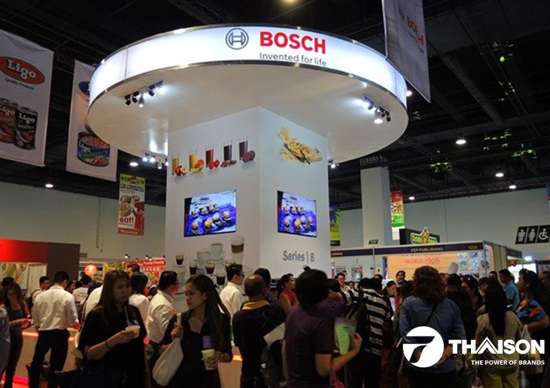 Lò nướng Bosch Serie 8