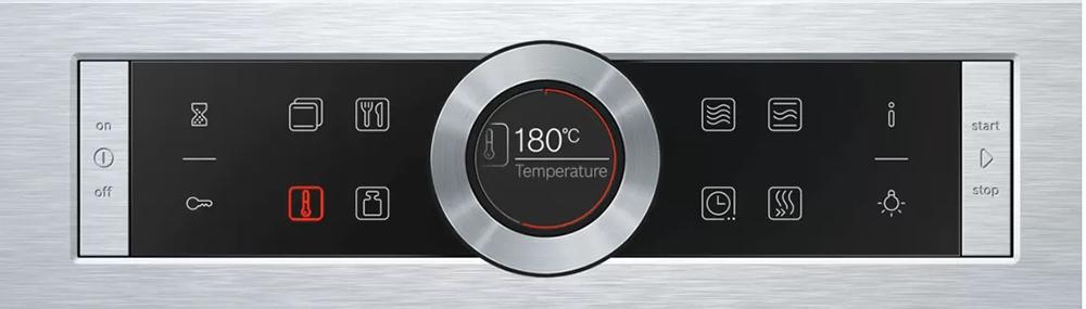 Bảng điều khiển lò nướng Bosch TFT