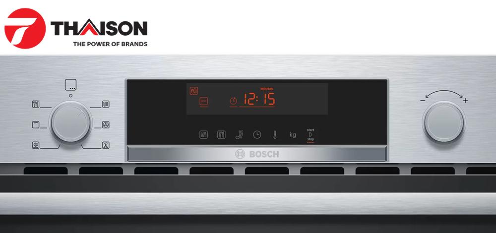 Màn hình lò nướng Bosch Serie 4 LCD