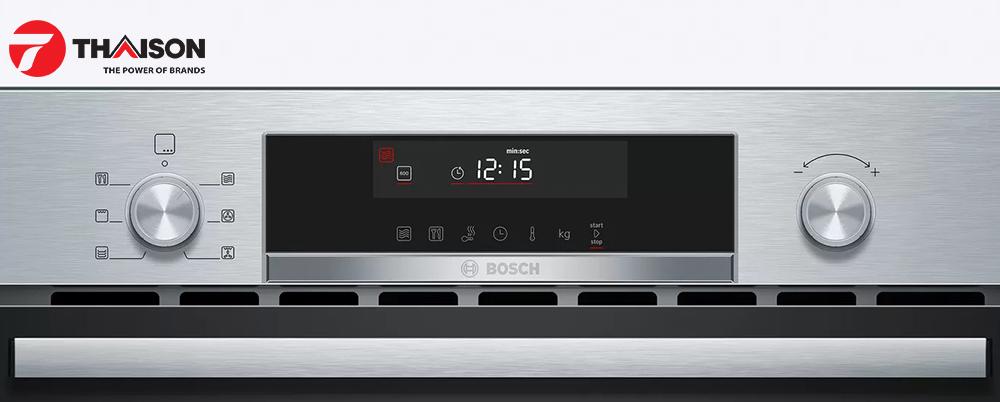Lò nướng Bosch Serie 6