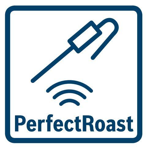 PerfectRoast Bratenthermometer – Máy đo độ nở hoàn hảo.