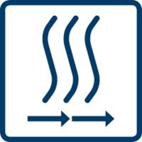Rapid heating – Làm nóng nhanh