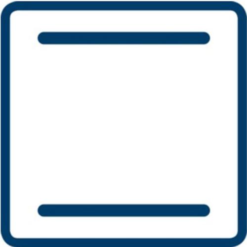Top/bottom heating – Nướng mặt trên và dưới