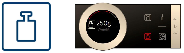Ký hiệu cân nặng – Weight