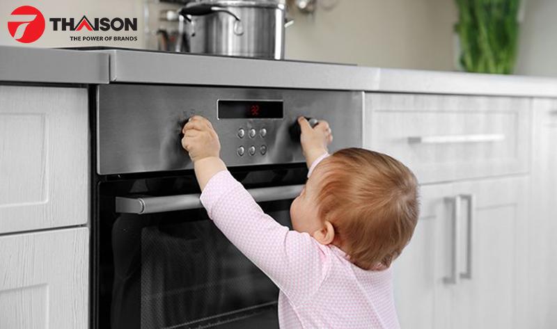 Nhiều gia đình tin tưởng lựa chọn lò nướng Bosch