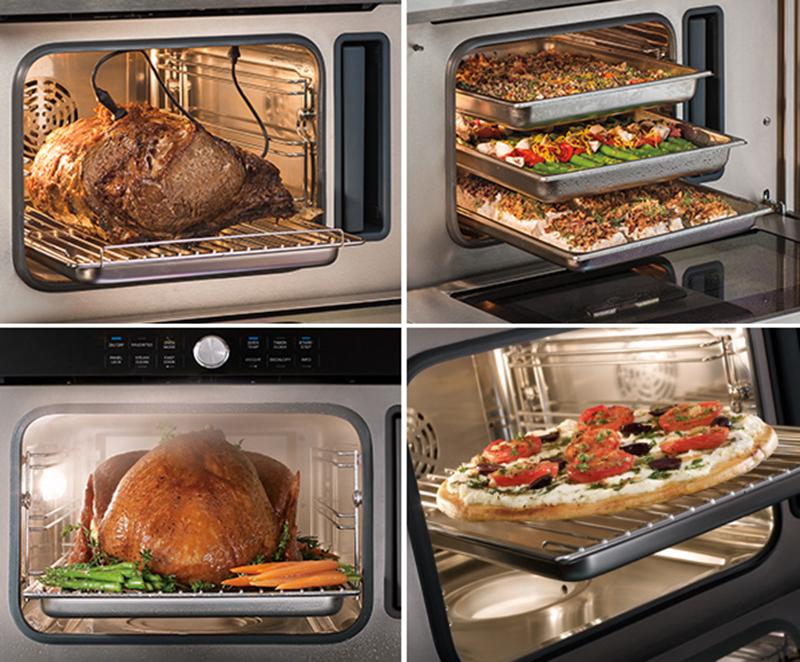Ngoài nướng bánh, bạn có thể nướng nhiều đồ ăn khác