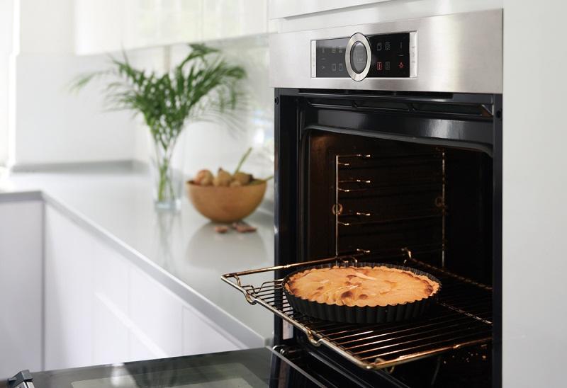 Baking bằng lò nướng