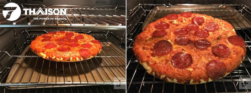 Tư vấn mua lò nướng bánh pizza